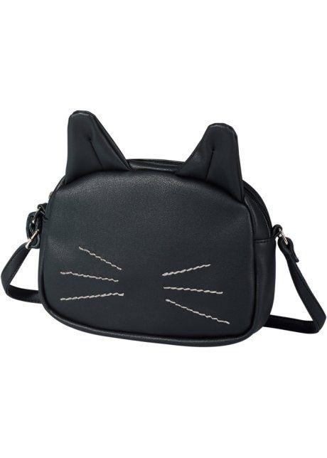 the best attitude 7d0ce d1f81 Kitty Axelremsväska Bpc Collection Bonprix Svart Bags SRRwOx