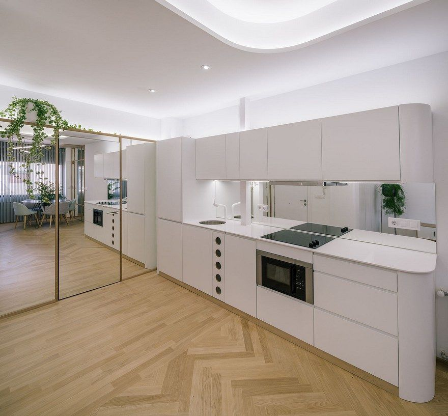 Dividing a Large Old Flat into Three Luxury Apartments in ...