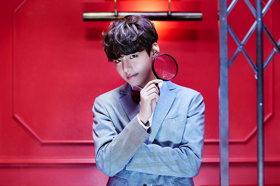 V 뷔 || Kim Taehyung 김태형 || BTS || 1995 || 178cm || Vocal || Actor