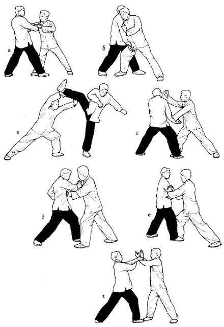 картинки обучение самообороне применяли