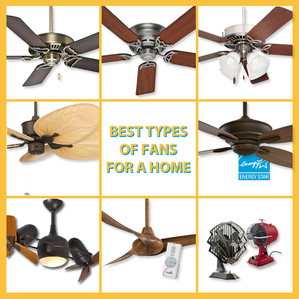 Ceiling Fan Types What S Best For You Tuscan Inspired Ceiling