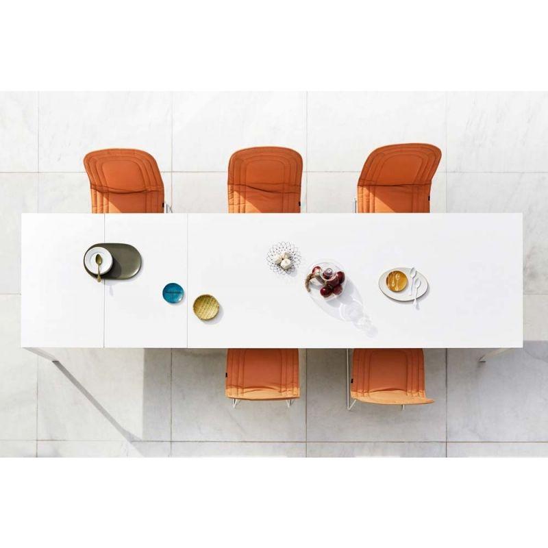 Varaschin Babette Gartentisch Ausziehbar 240 360 Cm Mit Aluminiumplatte Online Mobel Gartentisch Mobel Shop