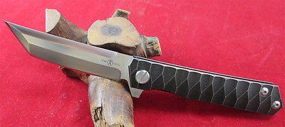 New TwoSun TC4 Titanium Ball Bearings D2 Fast Open Pocket Folding Knife TS20-D2 https://t.co/MqwPU1irlE https://t.co/uc4PIDMjc6