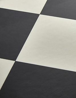 Sol Vinyle Bubblegum Carrelage Damier Noir Et Blanc Rouleau 2 M En 2020 Sol Vinyle Lino Sol Sol Pvc