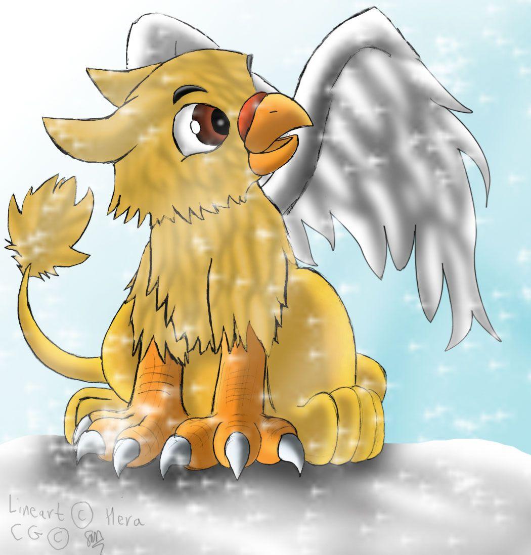 Baby Griffins