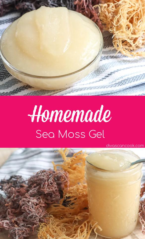 How To Make Sea Moss Gel Easily Video Divas Can Cook Recipe Divas Can Cook Sea Moss Easy Dinner Recipes