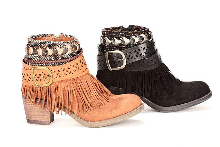 91289063 Anca&co : Calzado Catalogo Zapatos, Tejanos, Calzado, Otoño Invierno,  Verde, Botas