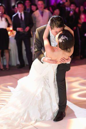 Couple First Dance Portrait
