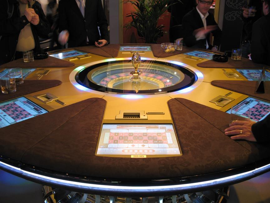 25++ Types of casino table games information