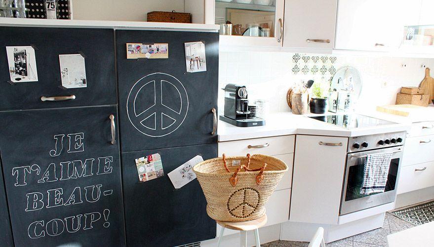 Küchenideen » Komplettverwandlung endlich umgesetzt! - neue türen für küchenschränke