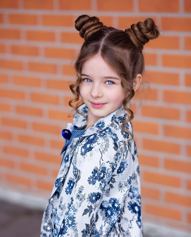 Fashion Kids. Модели. Софья Власова | Детская мода