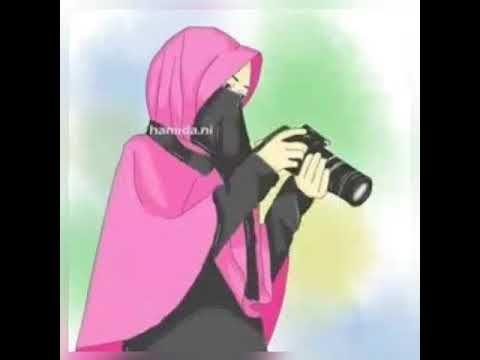 29 Gambar Kartun Muslimah 4 Orang Sahabat- Gambar Kartun ...