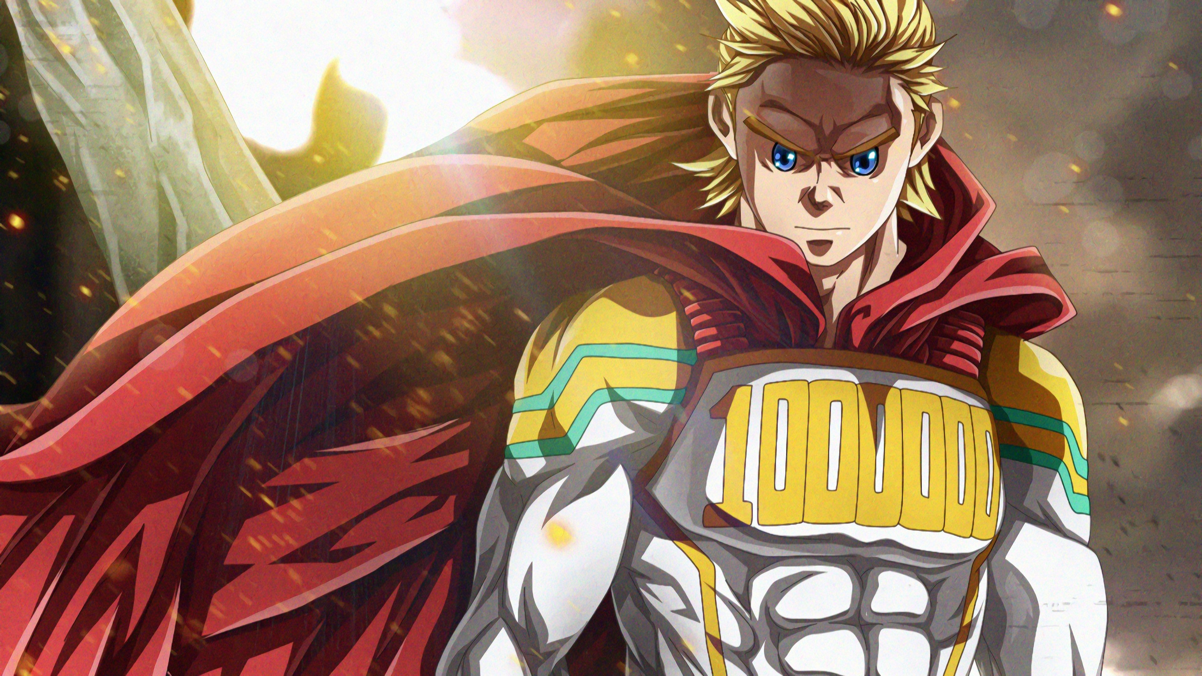 Lemillion Mirio Togata 4k 8k Hd My Hero Academia Boku No Hero