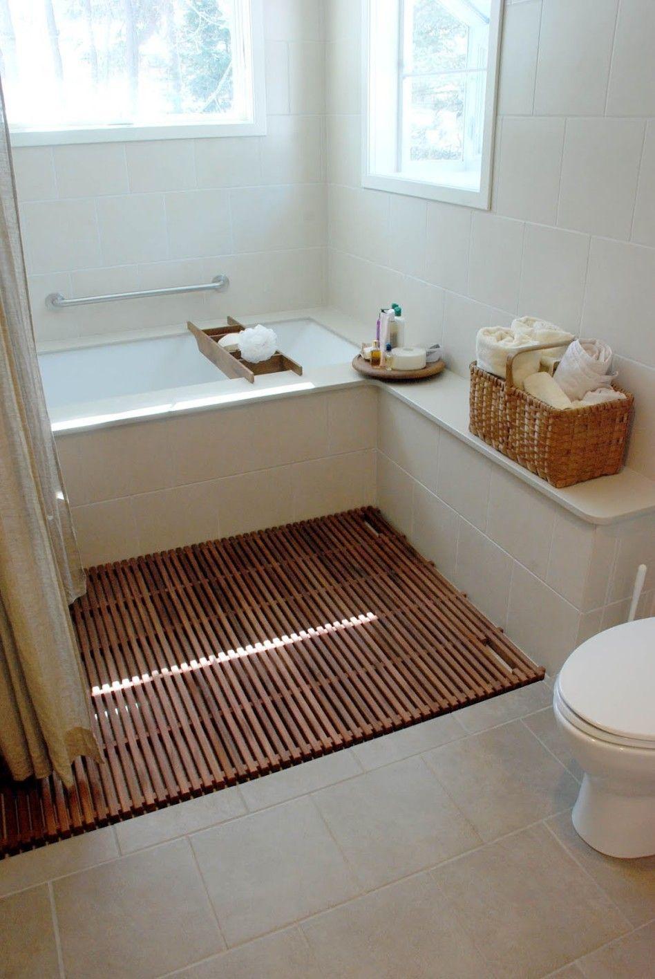 Bathroom Floor Covering