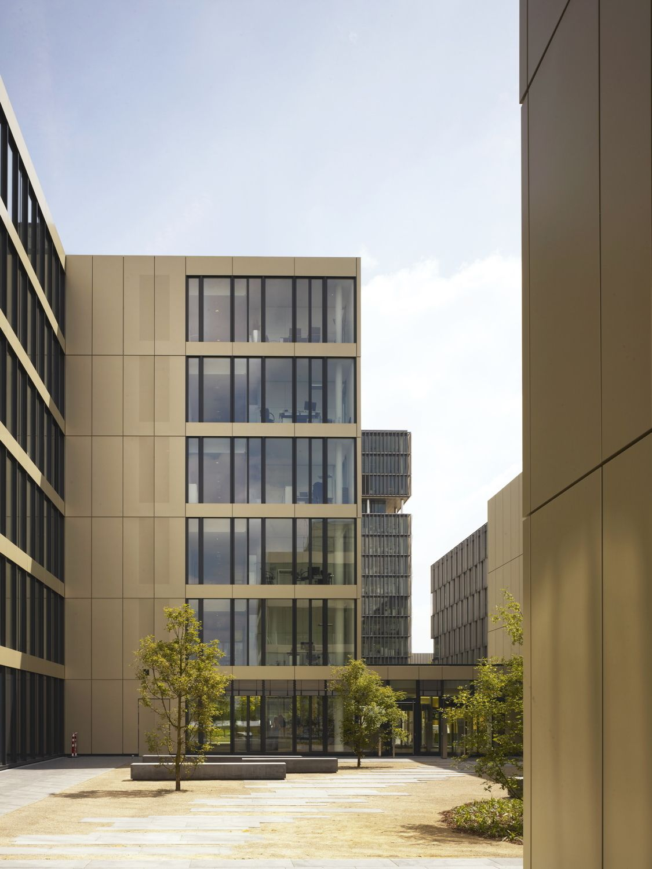 Architekten In Essen abrundung der westflanke thyssenkrupp quartier in essen essen