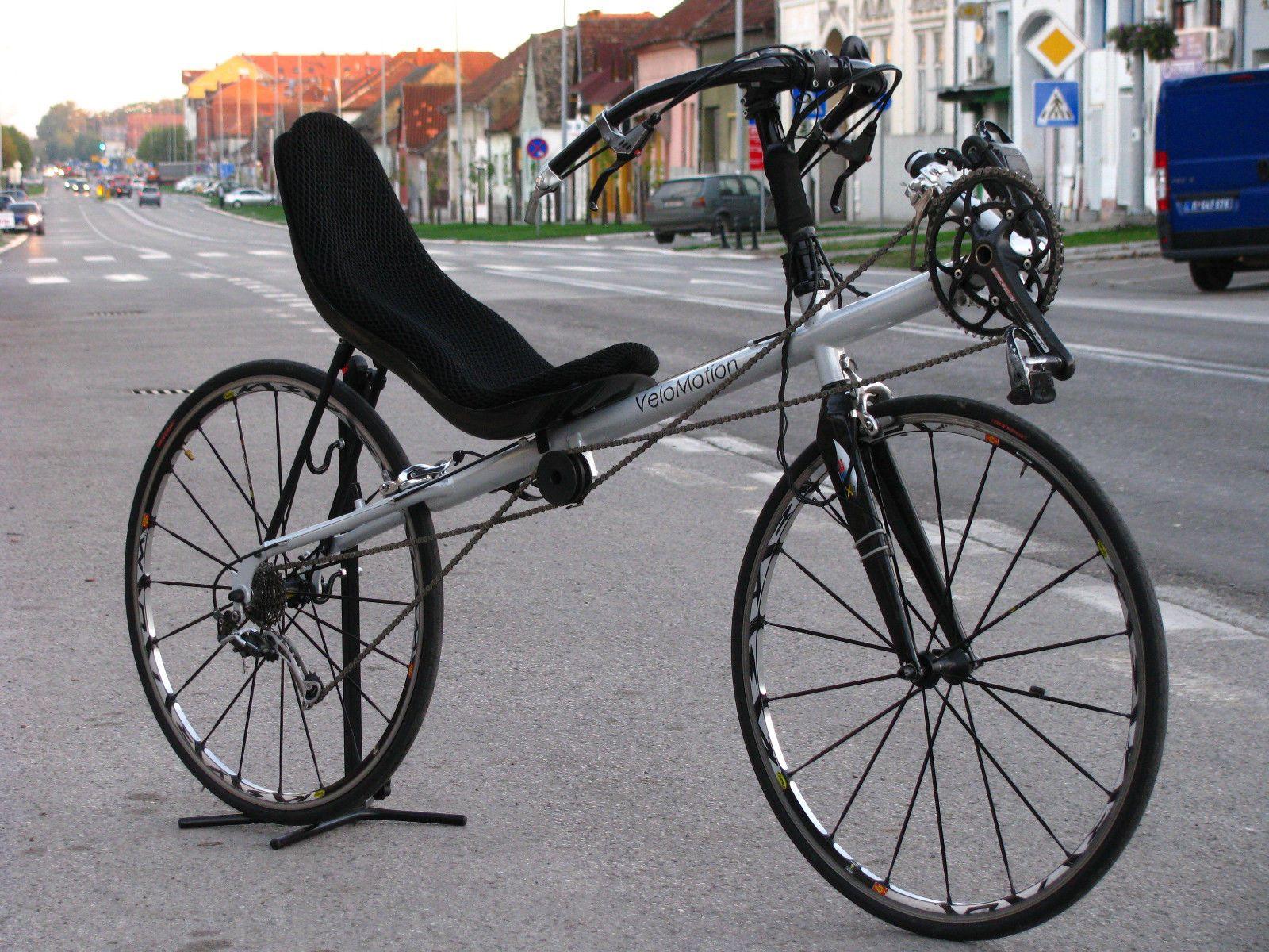 Velomotion Scopa Brand New Recumbent Bicycle Frame Set Kit Road Audax Gravel Recumbent Bicycle Bicycle Frame Recumbent Bike Workout
