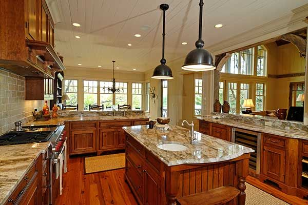 Build my dream kitchen- with windows! And a tv! Ultimate Kitchens ...