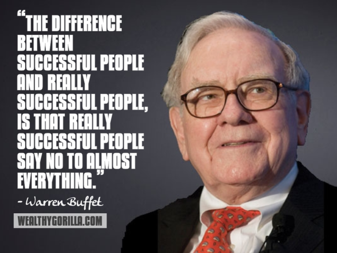 23 Wise Warren Buffett Quotes On Success Wealthy Gorilla Inspirational Quotes Pictures Warren Buffet Quotes Inspirational Quotes