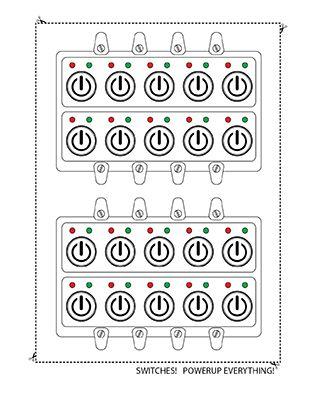 Control Panels Vol 1
