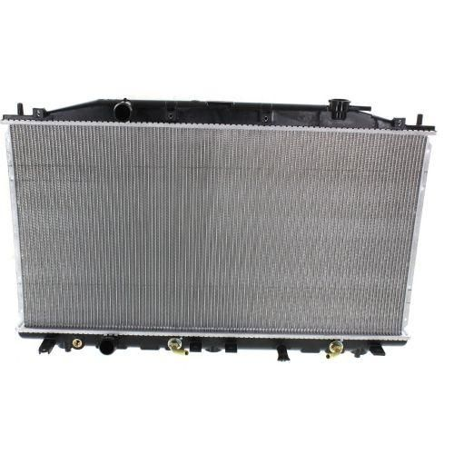 2009-2011 Acura TSX Radiator, 2.4L Eng., Automatic