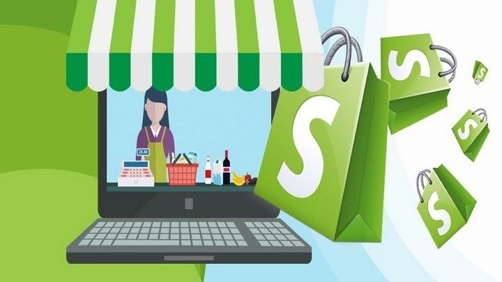 I will create you a professional looking shopify store
