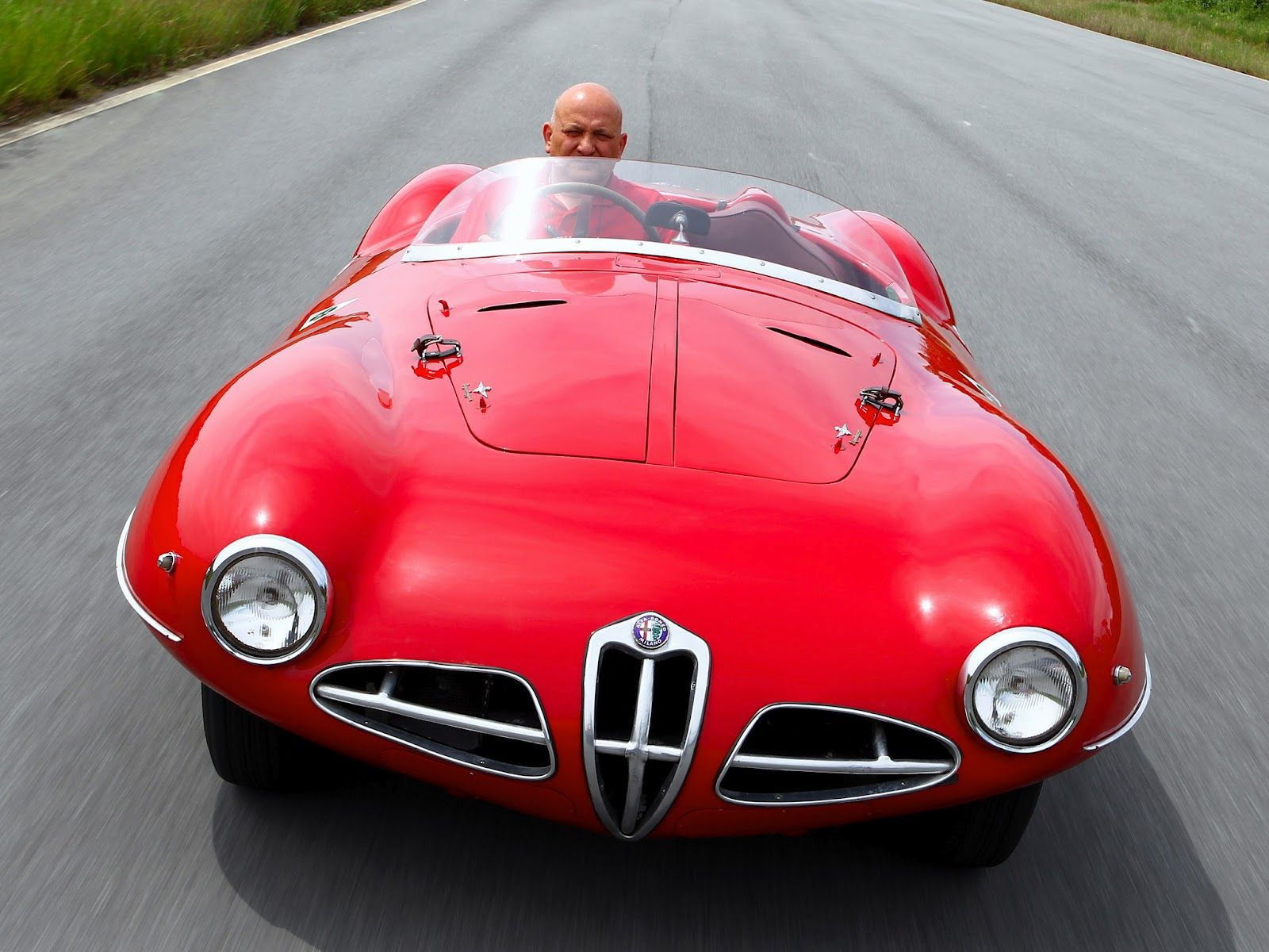 Carrozzeria Touring 1952 Alfa Romeo Disco Volante