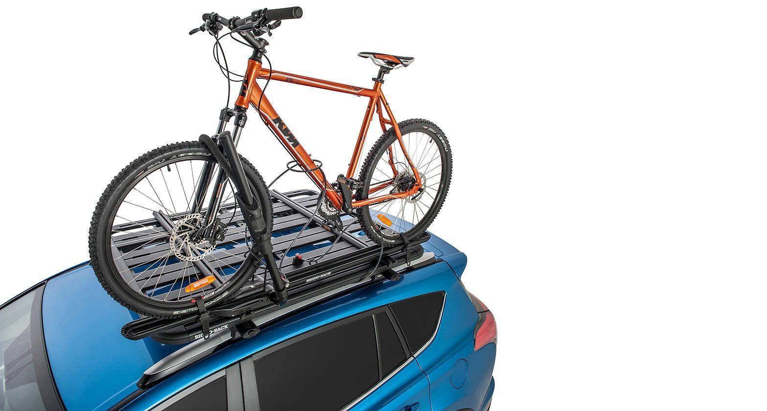 Rhino Hybrid Bike Carrier Includes Cable Lock Hybrid Bike