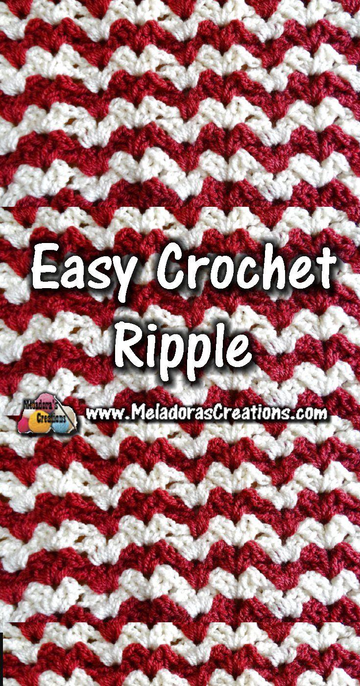 Pin de Gail Walden en Crochet Stitch Patterns | Pinterest | Puntadas ...