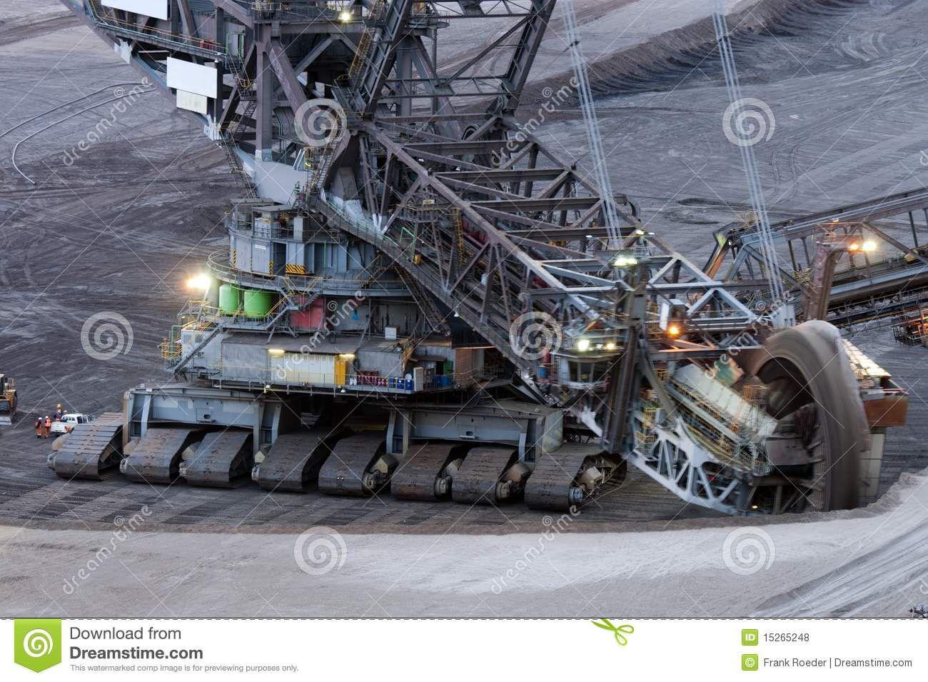 76 best bucket wheel excavator images on pinterest heavy