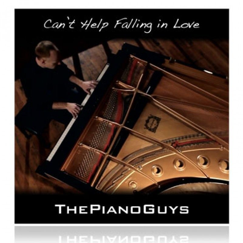 Can T Help Falling In Love Mp3 Thepianoguys Falling In Love