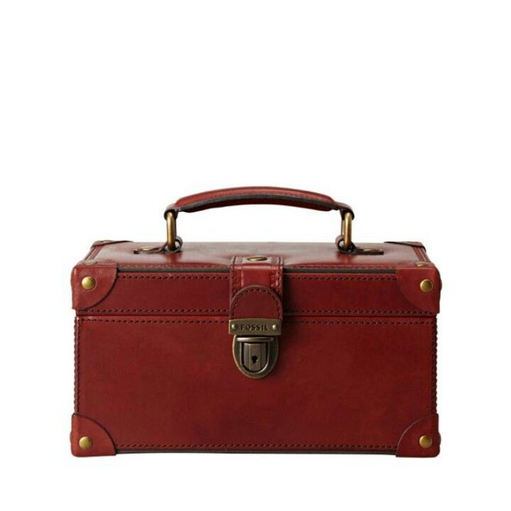 FOSSIL Brand Vintage Revival Jewelry Box Handbags Wallets and
