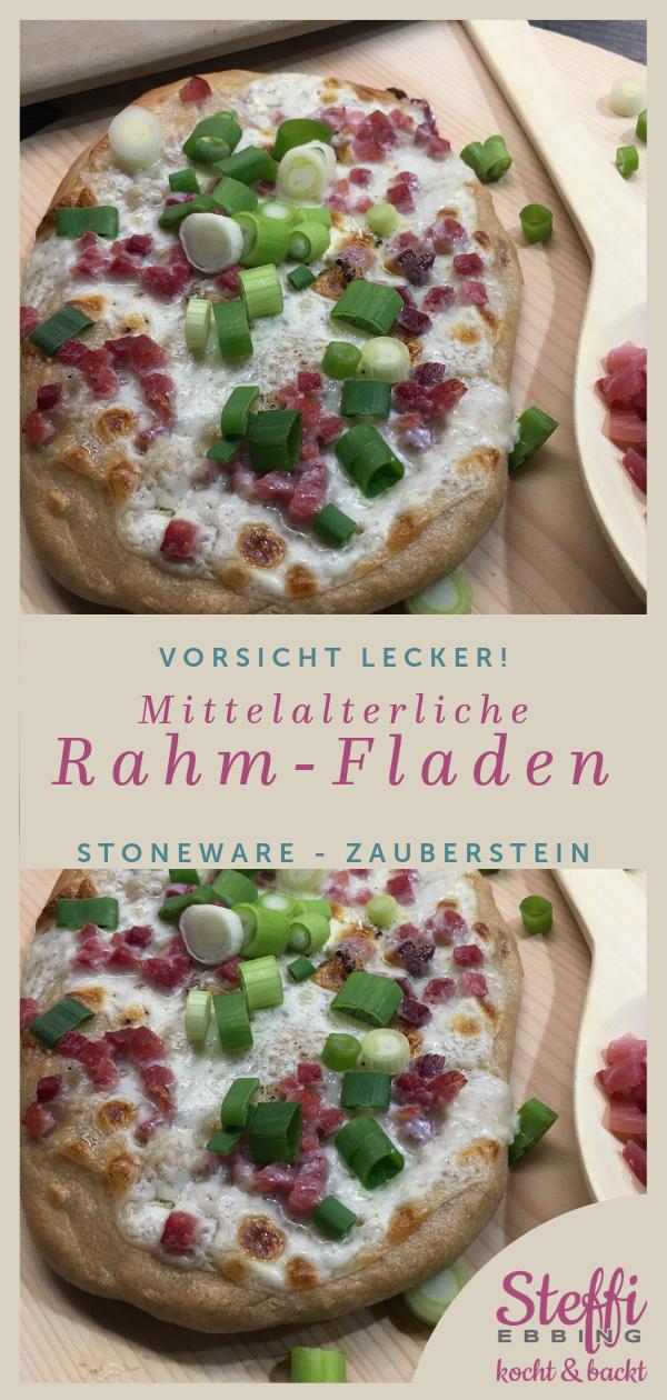 Mittelalterliche Rahmfladen   Rezept in 2020   Rezepte