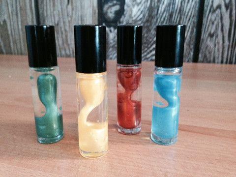 Diy Lava Lamp Lip Gloss Kit Make Several Colors And