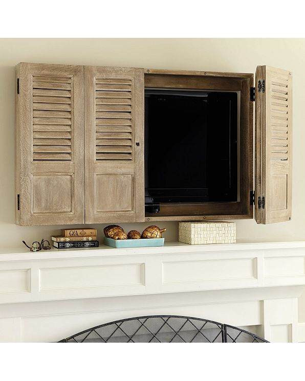 Storage Furniture Unique Mirrored Tv Wall Cabinet Ideal For A Flat Screen The Venetian Style Sets This To Be Center Of Attention