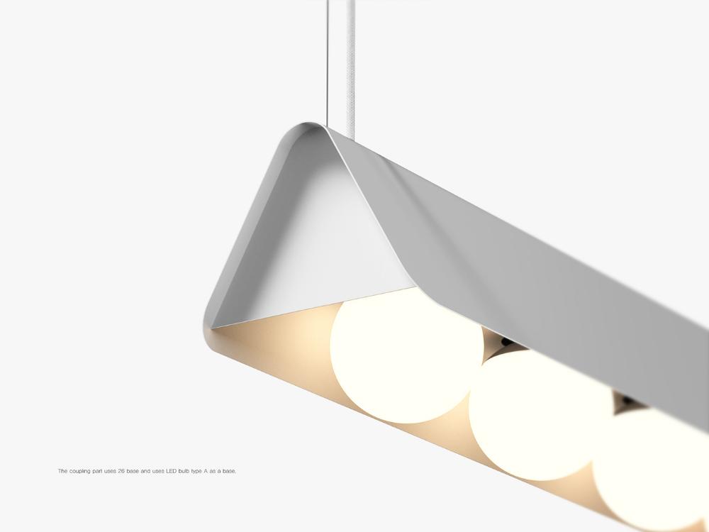 光與影的嬉戲 幾何造型壁燈 Decoration Lighting Walllamp