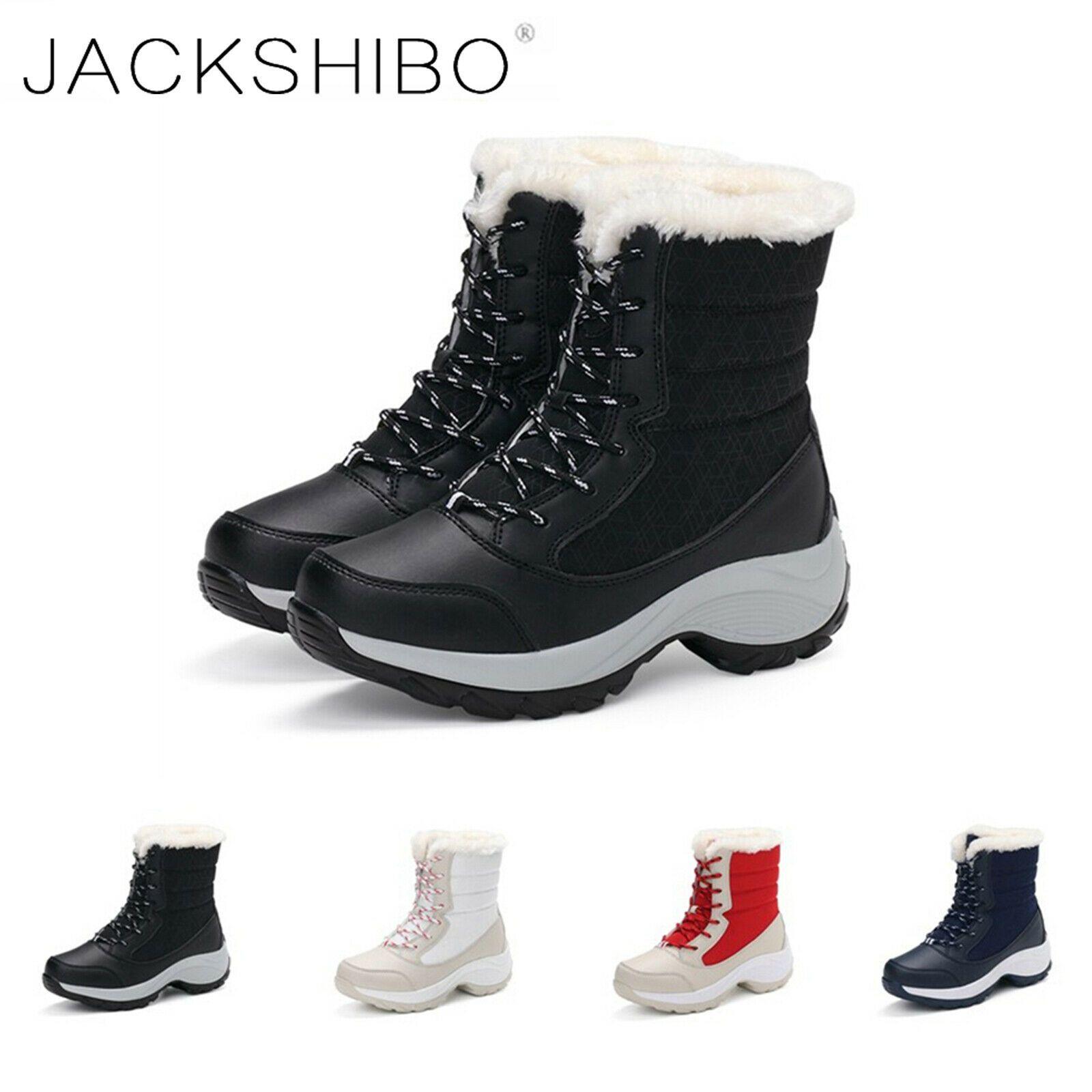 Damenschuhe Winter Stiefel Boots Schneestiefel Stiefeletten Warm Snow Gefuttert Stiefel Ideas Of Stiefel Stiefel Schneestiefel Stiefel Schuhe Frauen