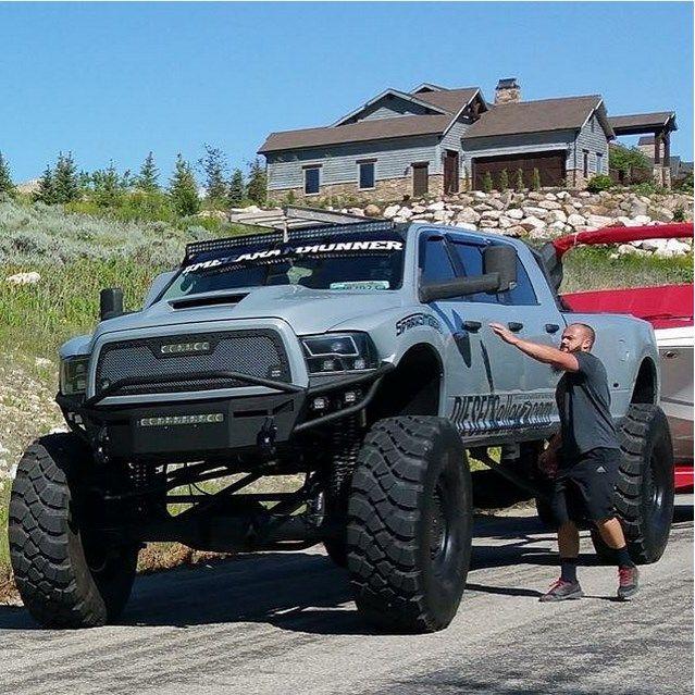 big truck # 24