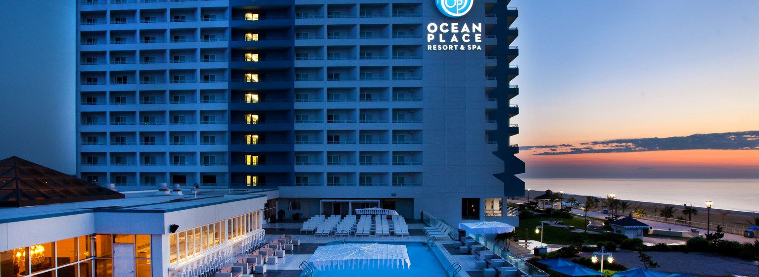 Long Branch, NJ Hotels | Ocean Place Resort & Spa >> recommended by Al