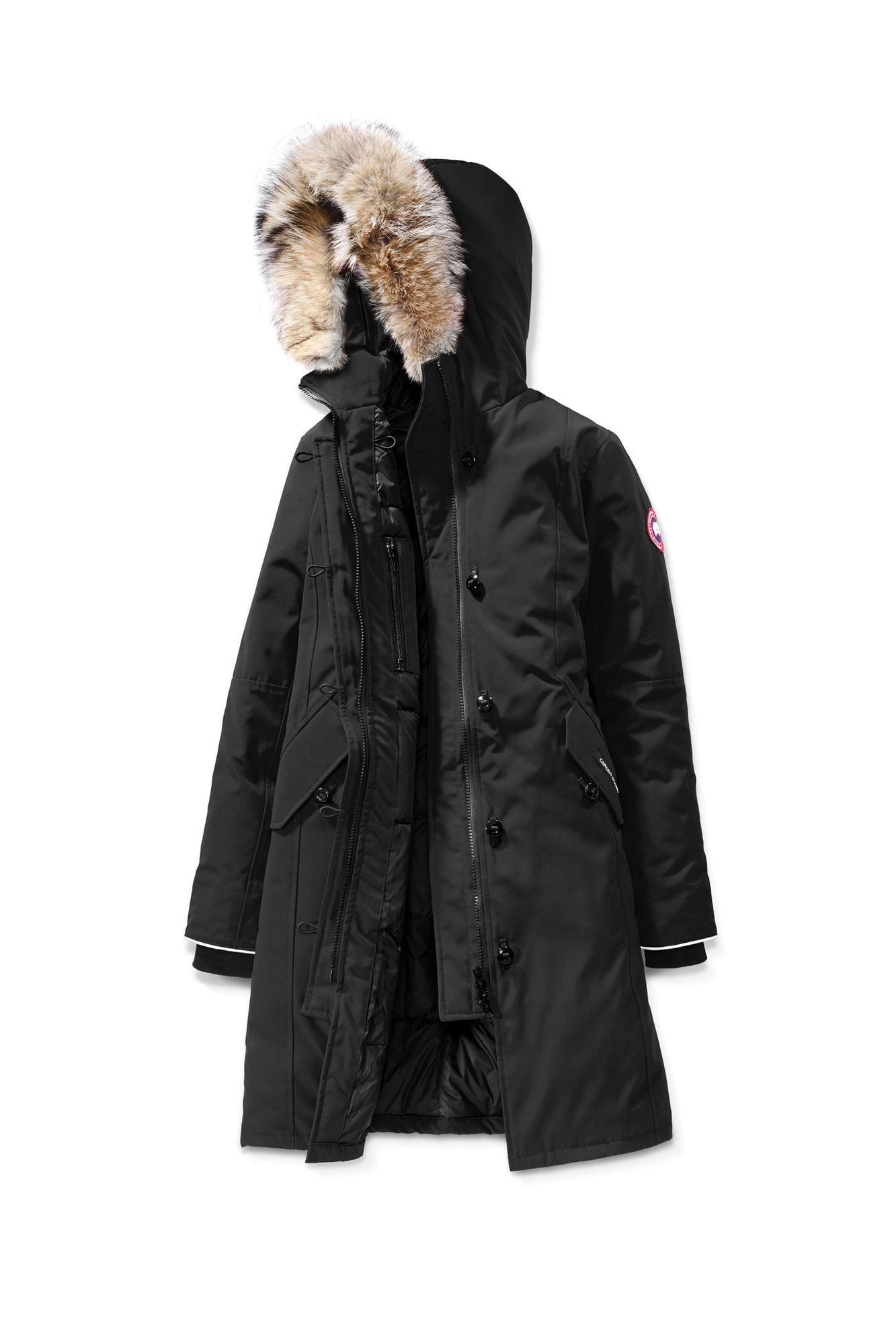 Brittania Parka Canada Goose Try Kids Size M Or L Canadagoose Wintercoat Parka Parka Canada Goose Canada Goose Parka