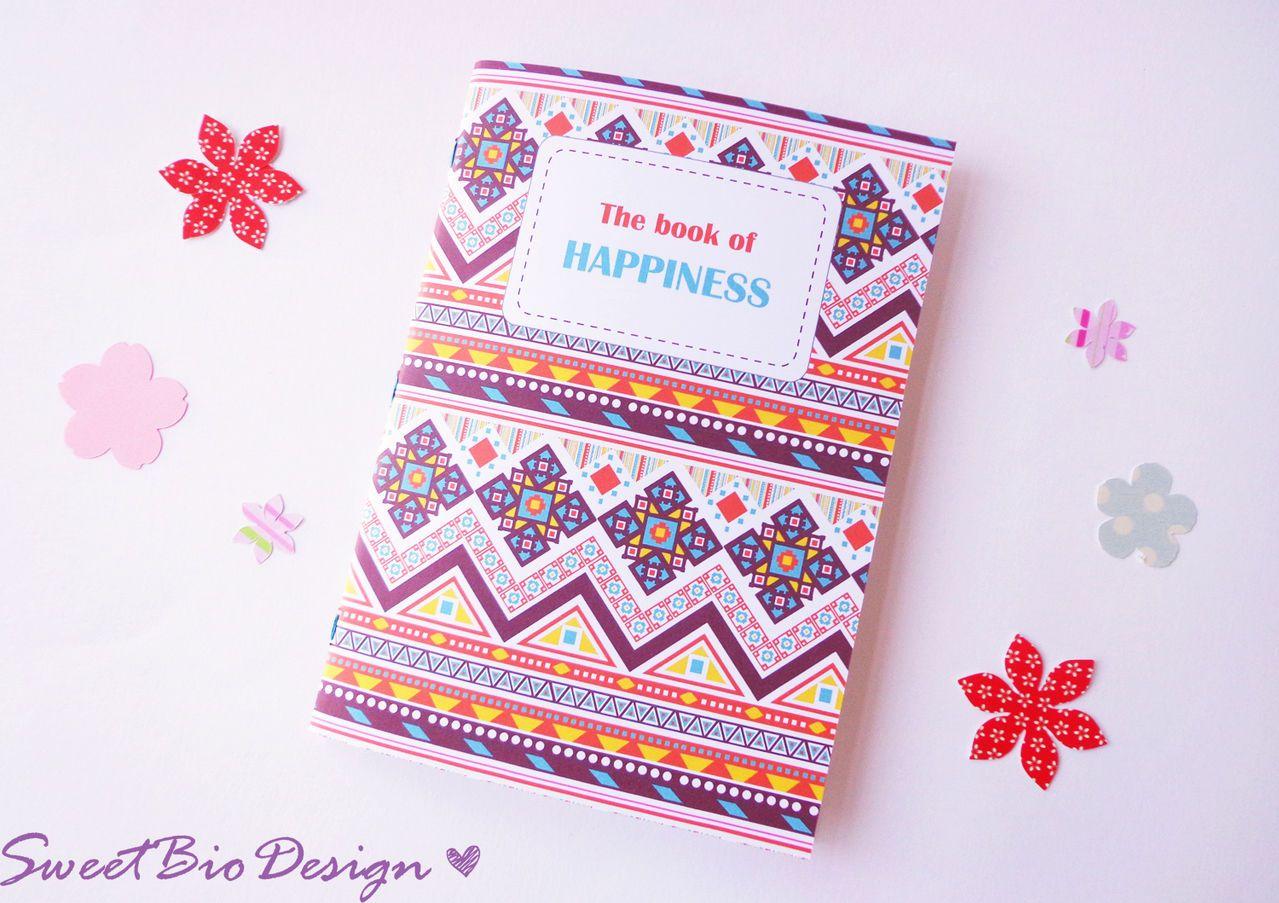 Sweet Bio design: Tutorial: Il Libro della Felicità! - The Book of Happiness!