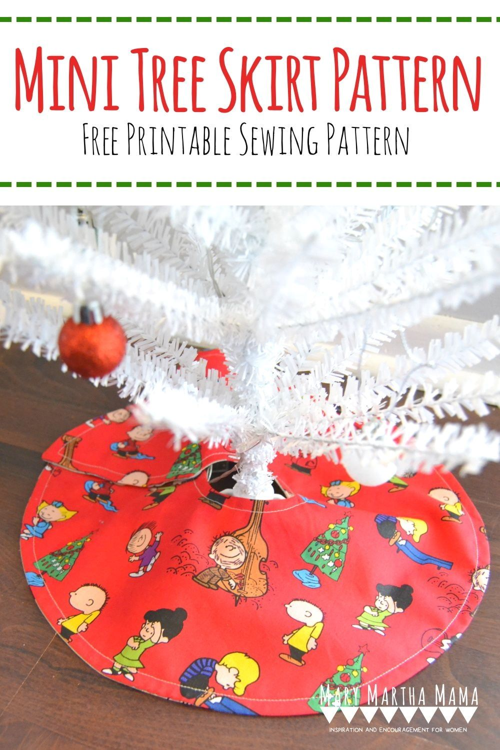 Pin by hamlin5gvtr on Sewing in 2020 Tree skirt pattern
