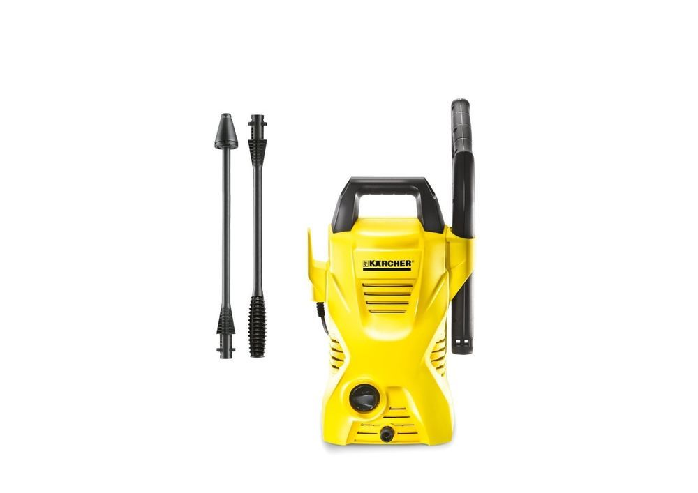 Karcher K2 Compact Home Air-Cooled Pressure Washer Very Powerful Jet Wash Clean