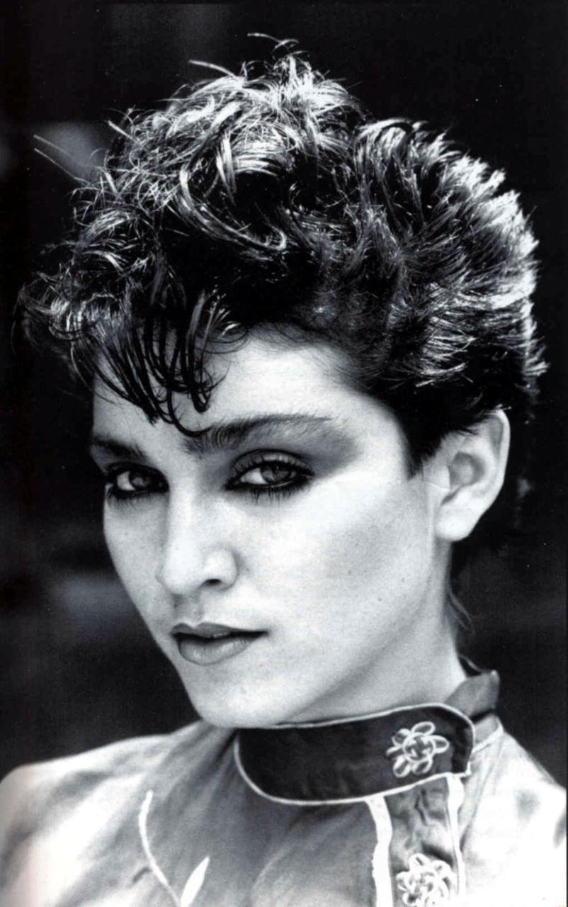 Madonna's first «solo gig | «Øyvind Holen