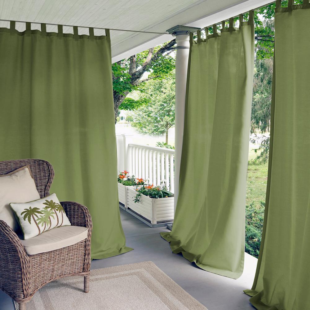 Indoor Outdoor Window Curtain