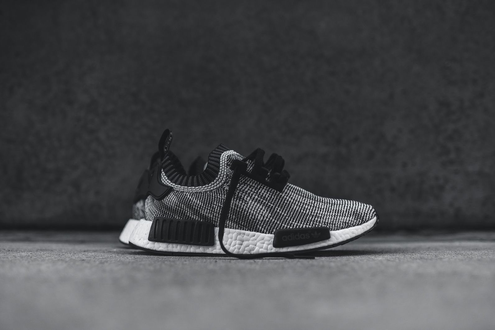 adidas Originals NMD R1 PK 全新�色設計「Color Static