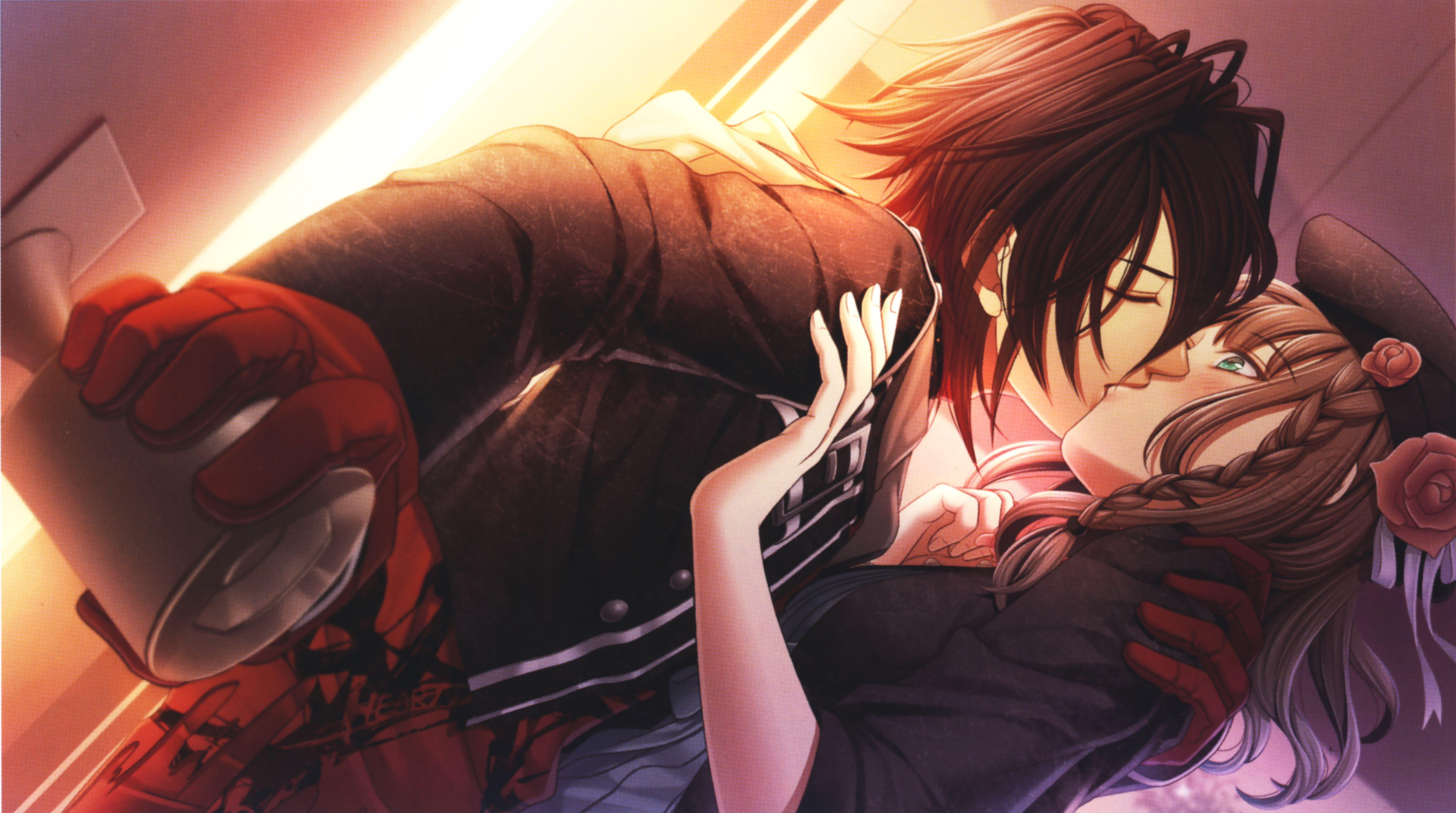 Amnesia Heroine and Shin