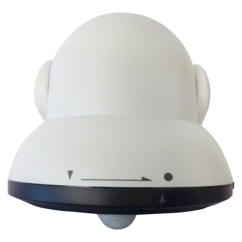 Light It! Motion Sensor Porch Light - White