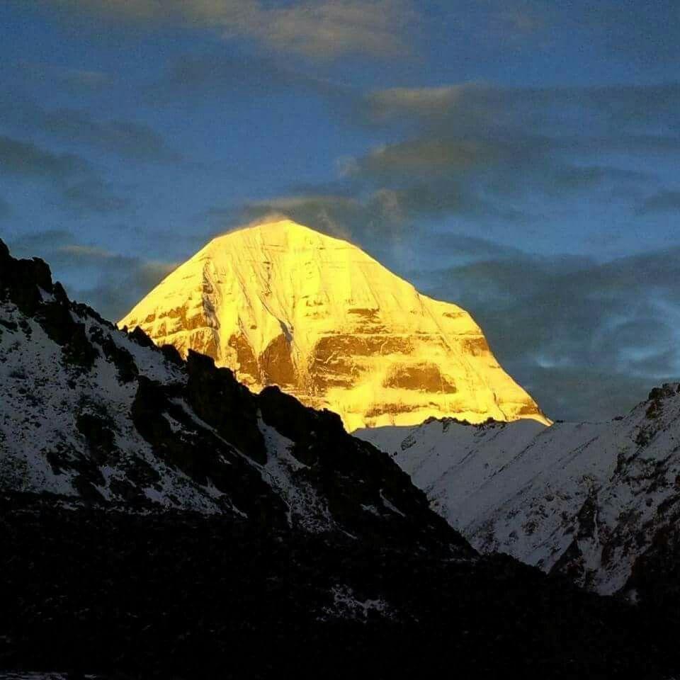 Mount Kailash Tibet Beautiful Landscapes Kailash Mansarovar