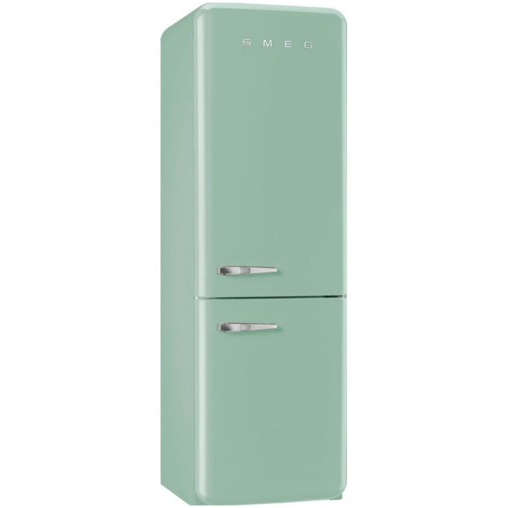 Frigo Smeg Anni 50 Piccolo smeg - frigorifero combinato fab32rvn1 anni '50 no frost