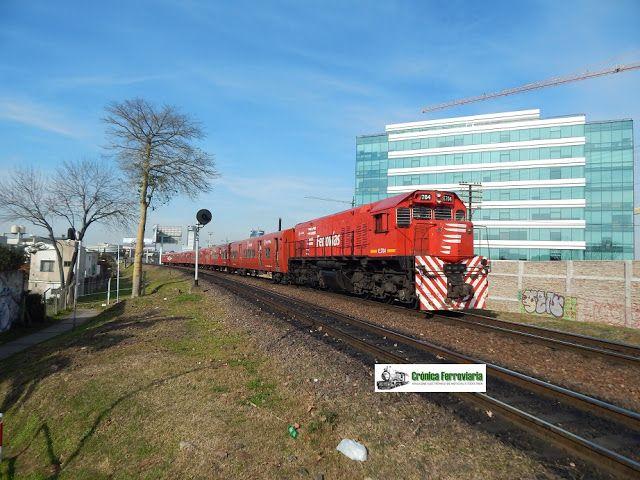 CRÓNICA FERROVIARIA: Consulta sobre la Línea Belgrano Norte